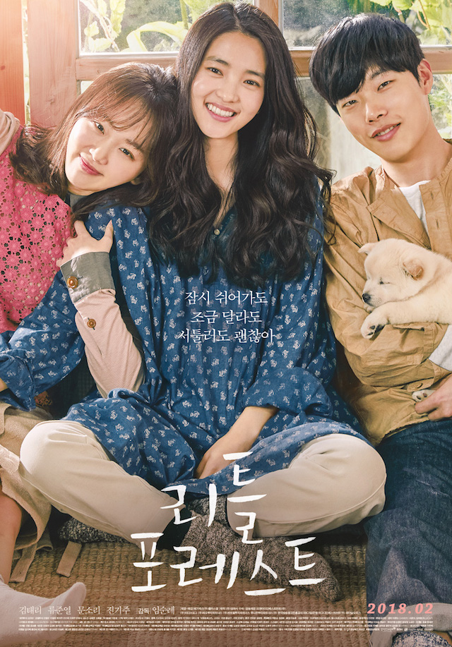 flash review little forest korean movie the fangirl verdict